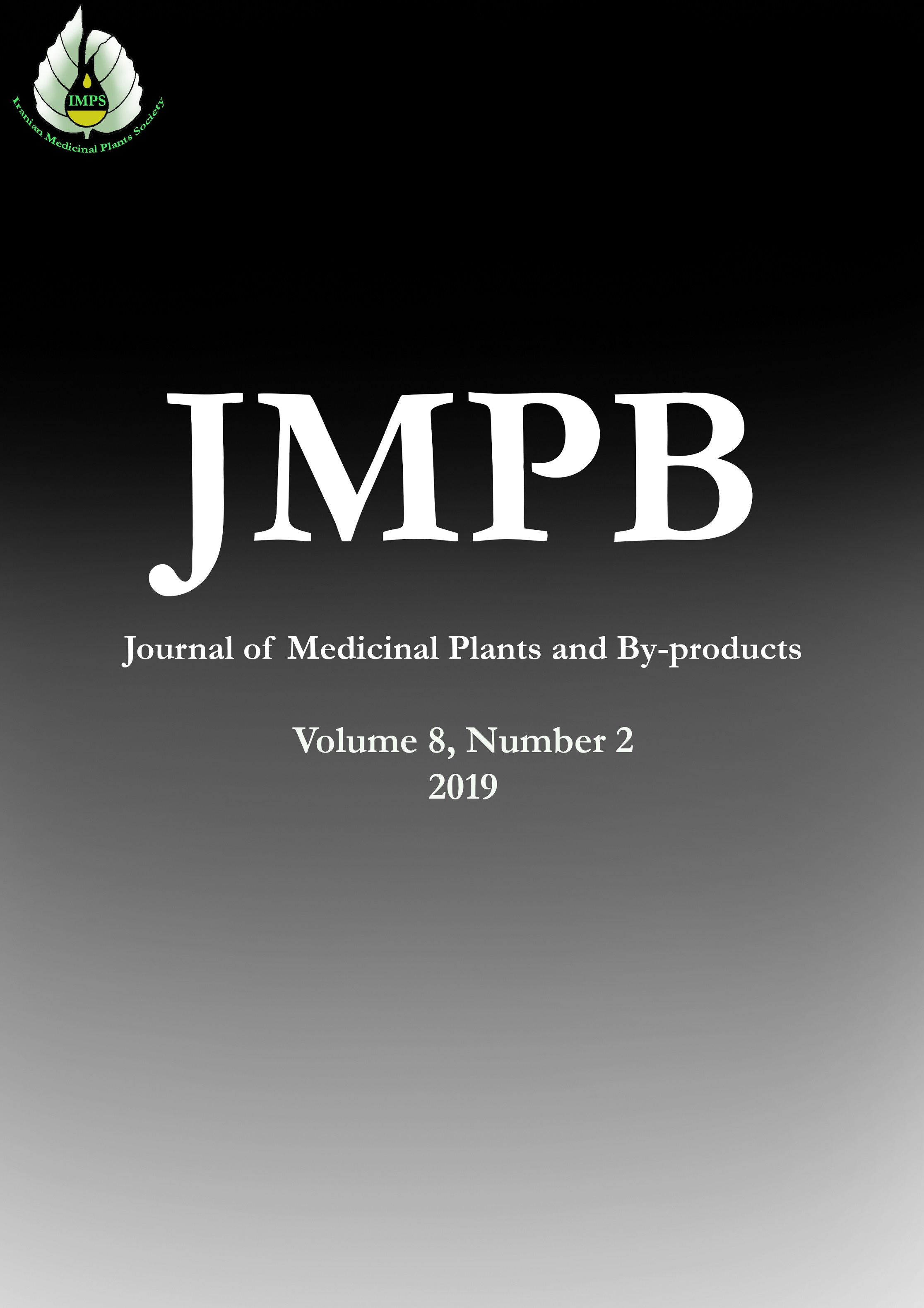 Journal of Medicinal plants and By-product